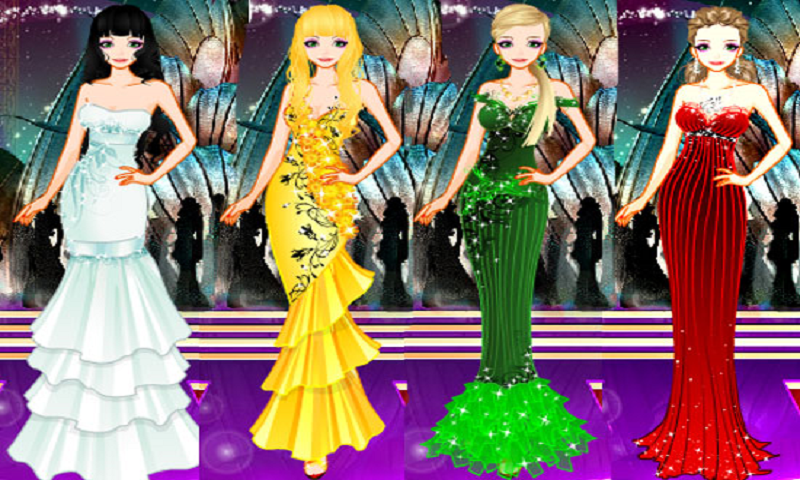 Creative Girls Dressup Games - Android Apps on Google Play