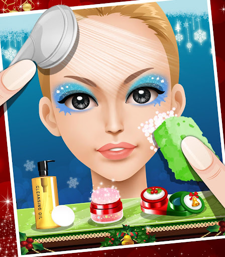玩休閒App|Christmas Party - Beauty Salon免費|APP試玩