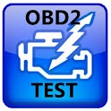 OBD2 /OBDII Bluetooth Tester icon