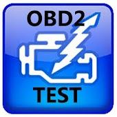 OBD2 /OBDII Bluetooth Tester