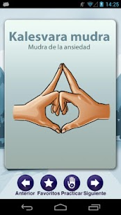 Mudras for Meditation - screenshot thumbnail