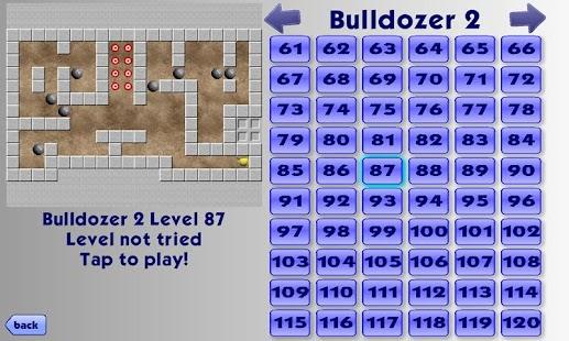 Bulldozer- screenshot thumbnail