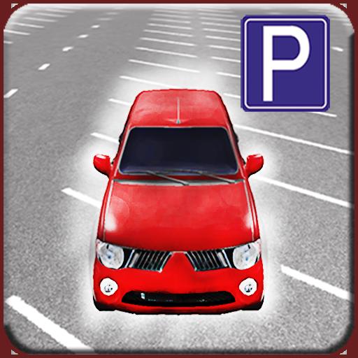 3D   자동차  주차 模擬 App LOGO-硬是要APP