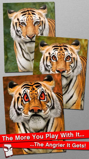 Angry Tiger Free