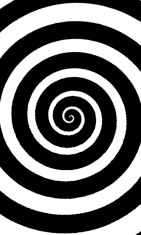 Hypnotic Spiral - screenshot