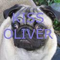Kiss a Pug icon