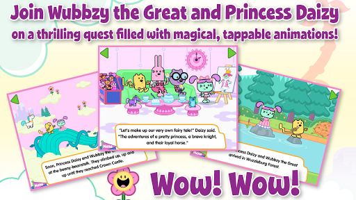 【免費教育App】Wubbzy and The Princess-APP點子
