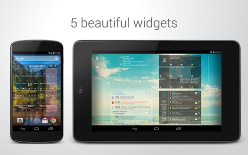 DigiCal+ Calendar & Widgets - screenshot thumbnail