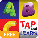 Alphabets ABC Tap & Learn icon