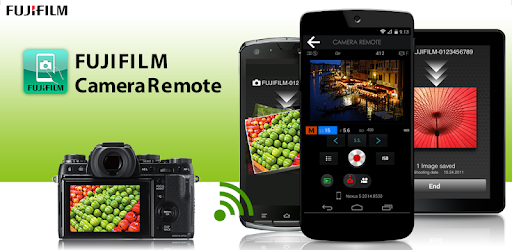 Fujifilm Camera Remote Aplikasi Di Google Play