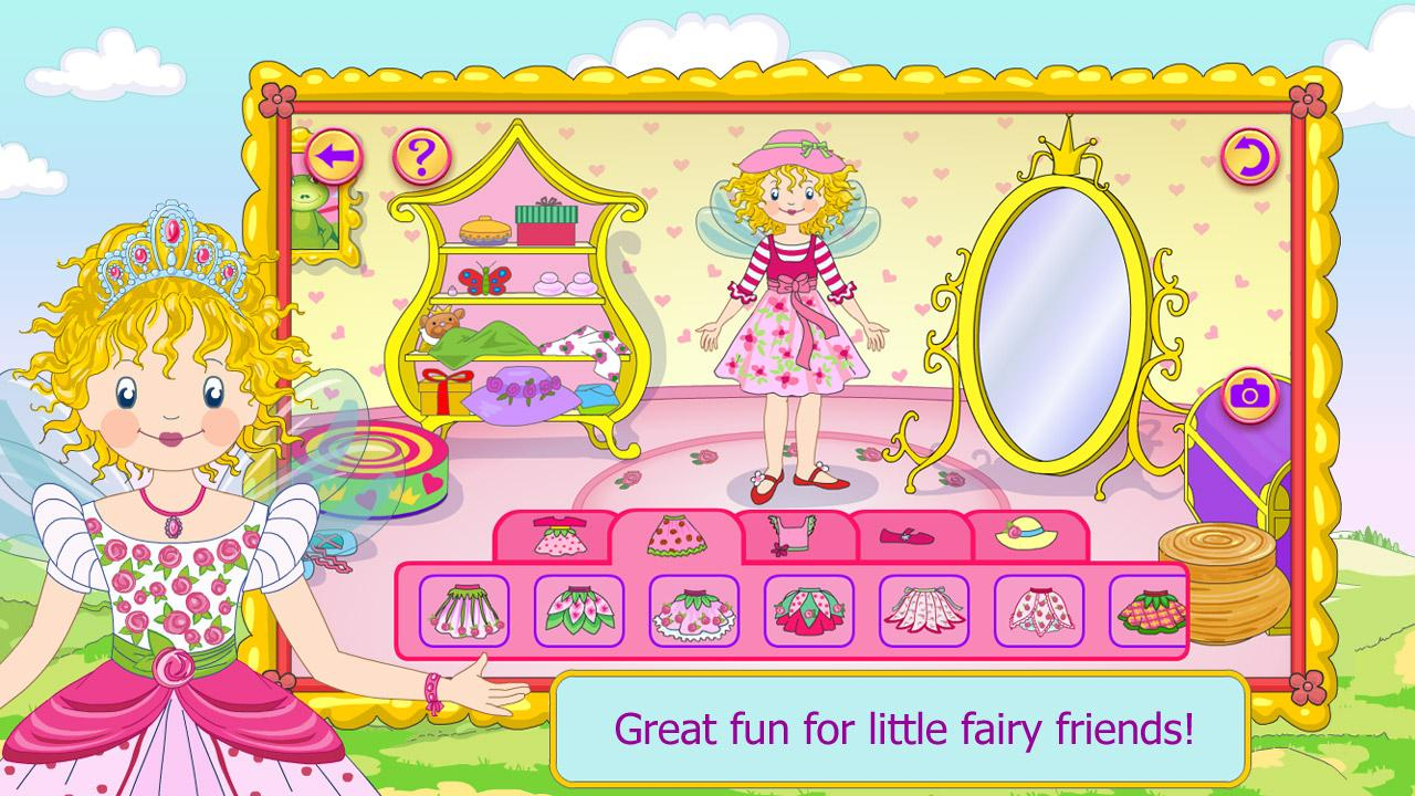 Princess Lillifee Fairy Ball- screenshot