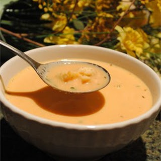 Luscious Lobster Bisque.