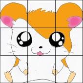 Hamtaroo_Tile Puzzle