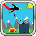 Doodle Bomber stickman war icon