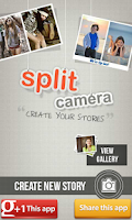 Screenshot of Split Camera HD