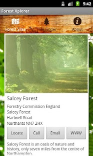 ForestXplorer - screenshot thumbnail