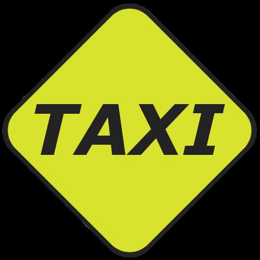 1-Click Taxi LOGO-APP點子
