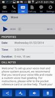 Screenshot of ViewPoint Mobile