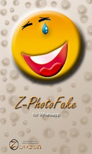Z- Photo Fake for Chats Screenshot