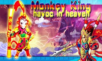 Screenshot of Monkey King havoc in heaven