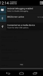 BBQScreen Remote Control v2.3.0