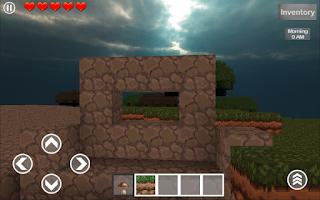 Screenshot of FreeCraft (parody of Minecraft