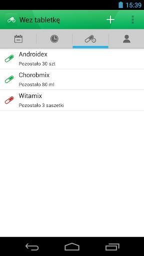 【免費醫療App】Weź tabletkę-APP點子