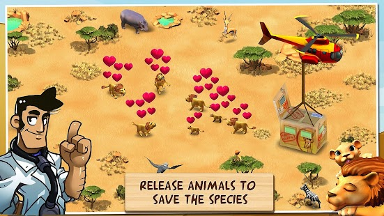 Wonder Zoo - Animal rescue !- screenshot thumbnail