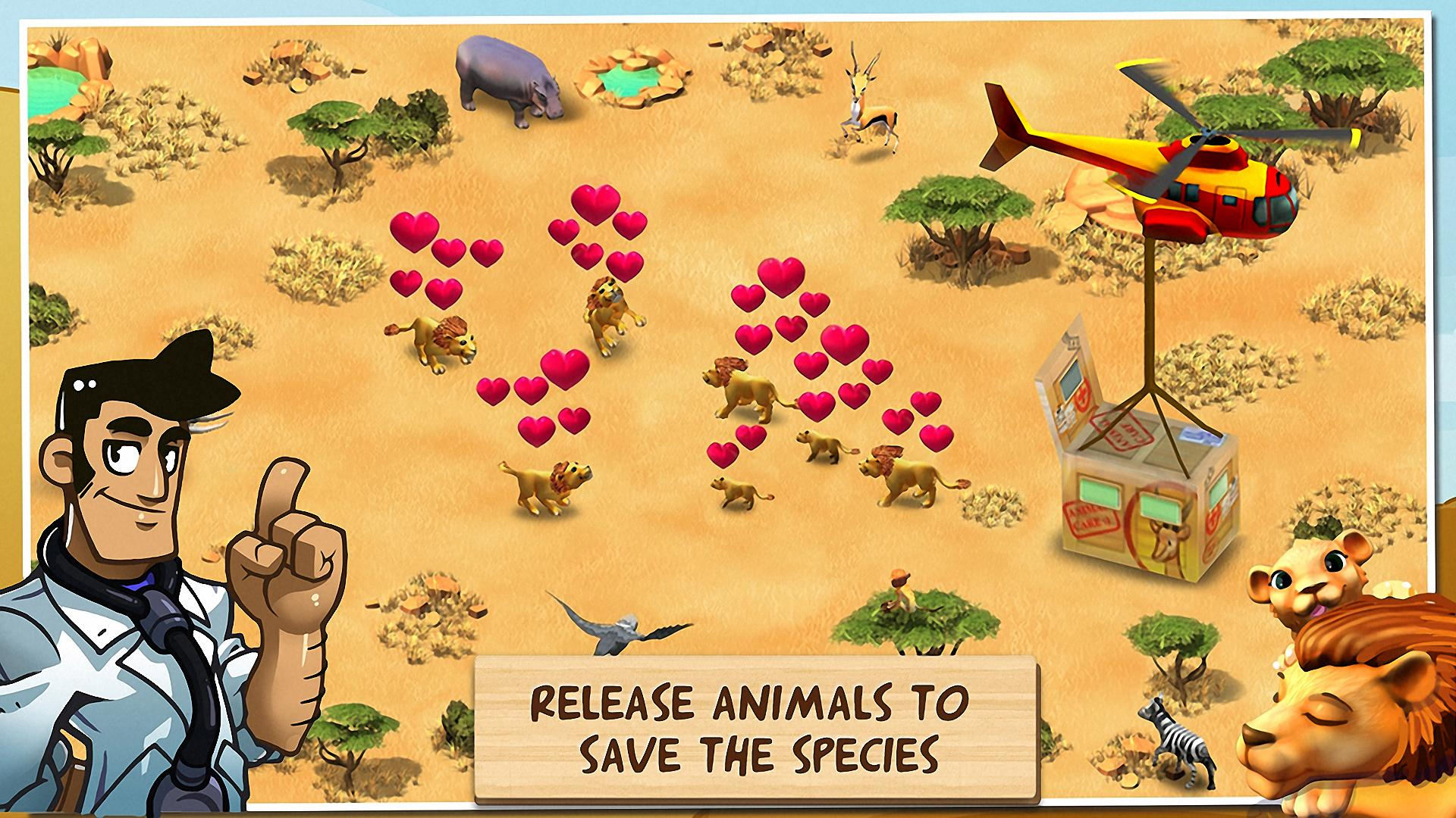 Wonder Zoo - Animal rescue ! (Android) reviews at Android Quality Index