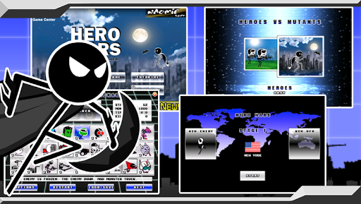 HERO WARS 1.0.1 screenshots 8