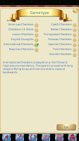 Screenshot of Checkers V+