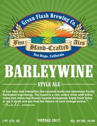 Logo of Green Flash Barleywine