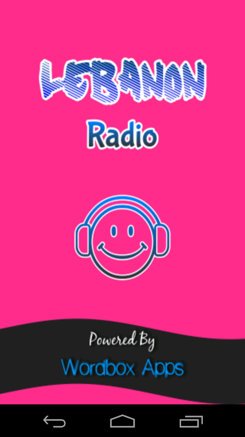 Lebanon Radio - screenshot