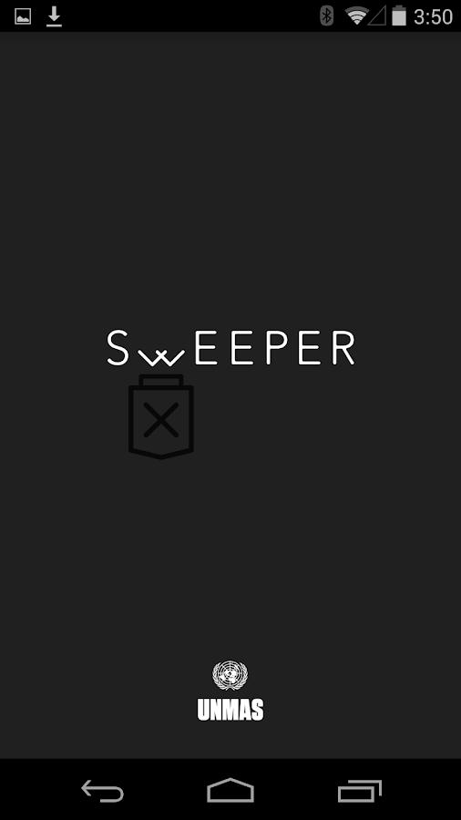 Sweeper by UNMAS - screenshot