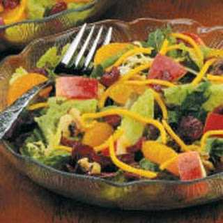 Holiday Tossed Salad.