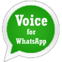 Voice for WhatsApp - Beta icon