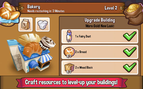 Adventure Town Mod (Unlimited Gold & Gems) v0.3.11 APK