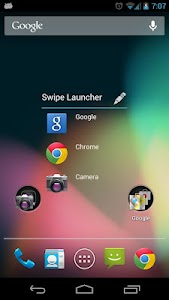 Swipe Launcher screenshot 0