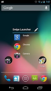 Swipe Launcher- screenshot thumbnail
