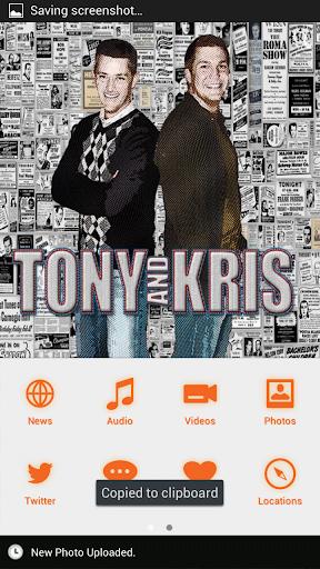 Tony and Kris