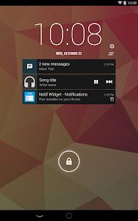 NotiWidget - Notifications Screenshot 14
