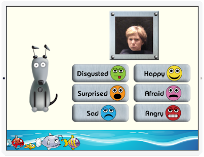 Learn with Rufus: Emotions- screenshot thumbnail