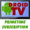 DroidTV Primetime