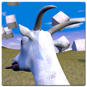 Happy Goat 3D icon