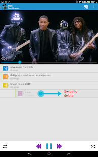 Music Folder Player (original)- screenshot thumbnail