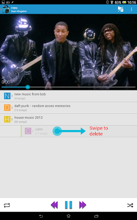 Music Folder Player (original) 5.2.1 screenshot 351928
