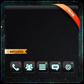 Go Launcher Theme Noctua