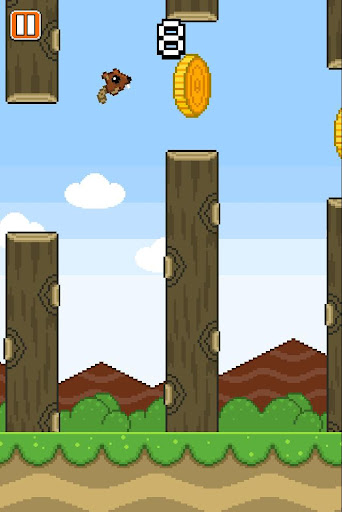 Flappy animals