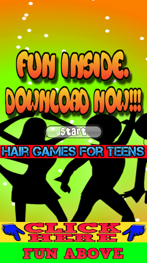 Hair Games for Teens