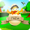 Tik Tak - saving chicks game icon